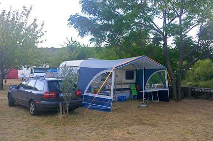 Auto kamp Budima