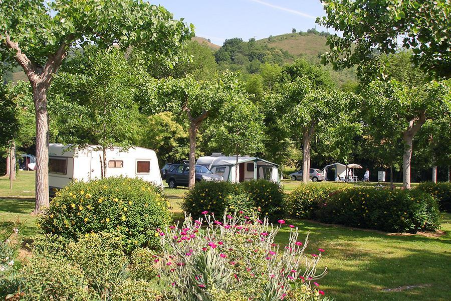 Campsite Narbaïtz - Vacances Pyrénées Basques
