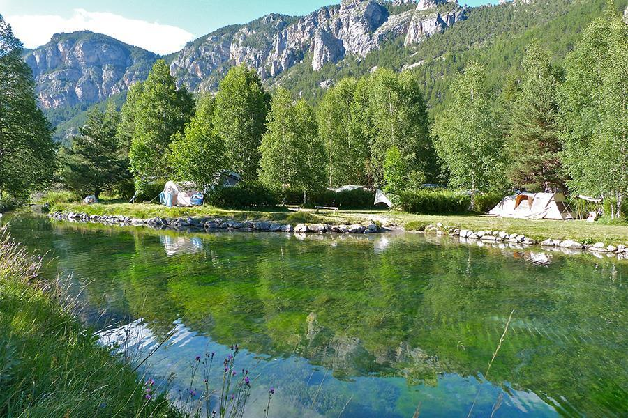 Camping Les Allouviers