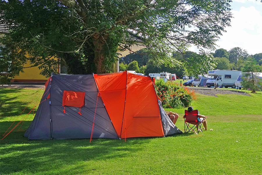 Campsite Woodlands