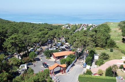 Campingplass Le Pavillon Royal