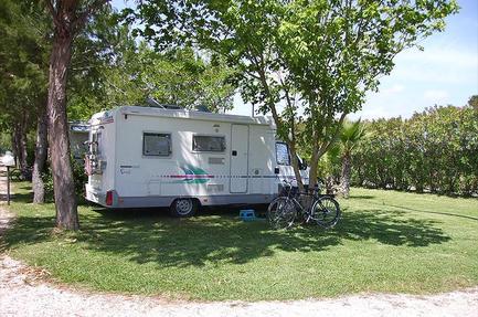 Area Camper Sant'Andrea Salento