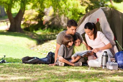 Camping de la Vée