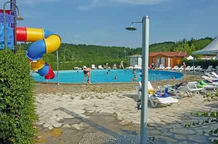 Campsite Quercy Vacances