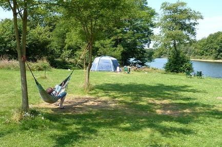Campsite Vue du Lac