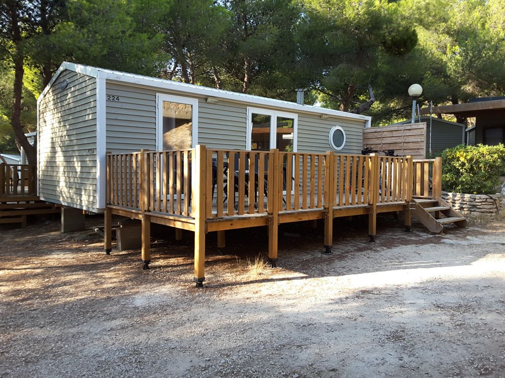 Campingplass Le Mas