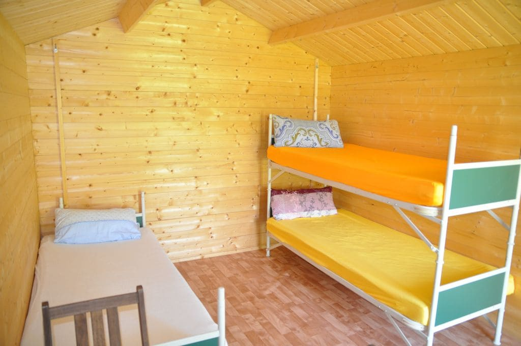 Campingplass Am Hohen Hagen