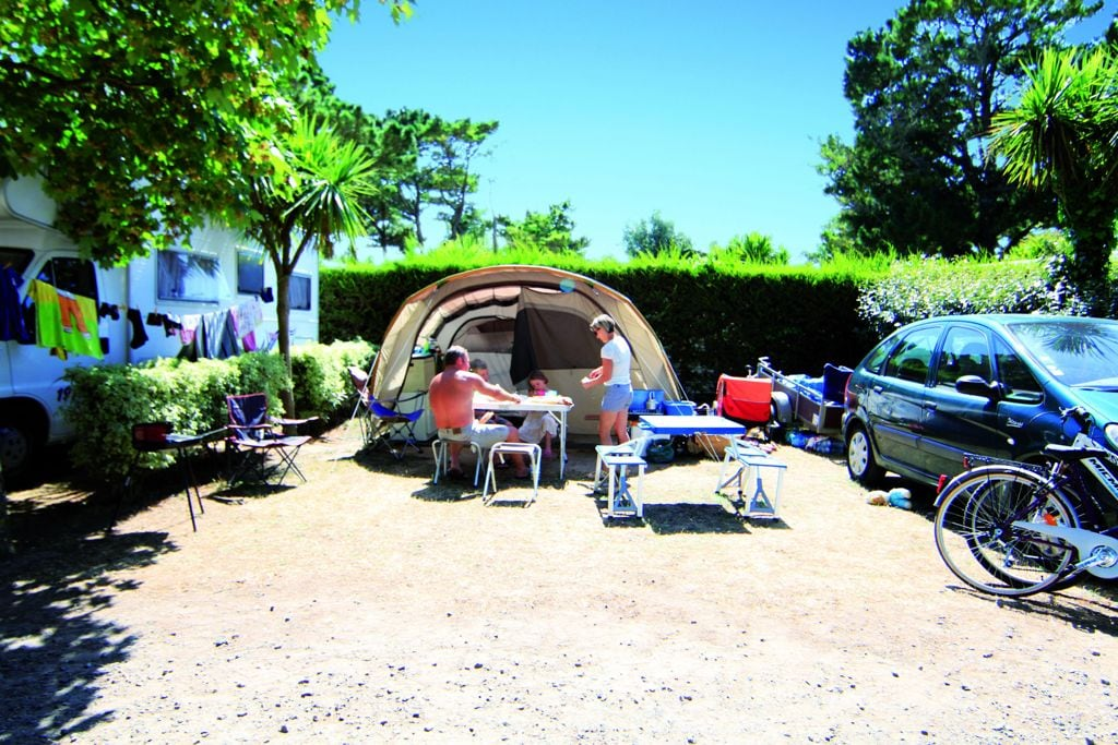 Flower Camping Le Moténo