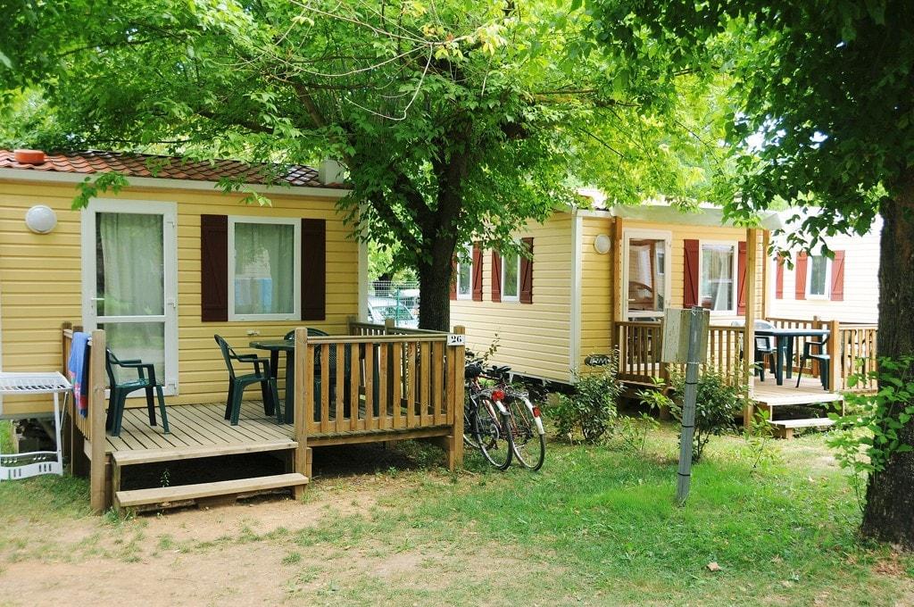 Campingplass Le Val de l'Arre