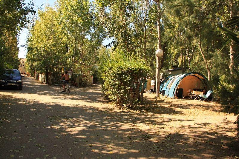 Campingplass Le Palais de la Mer