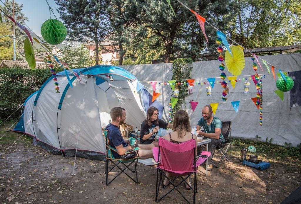Camping S. Cristoforo