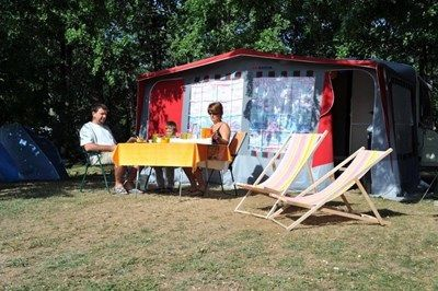 Campingplass Saint Avit Loisirs