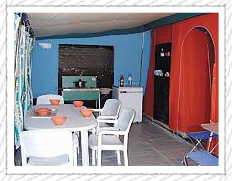 Campingplass Le Mondou