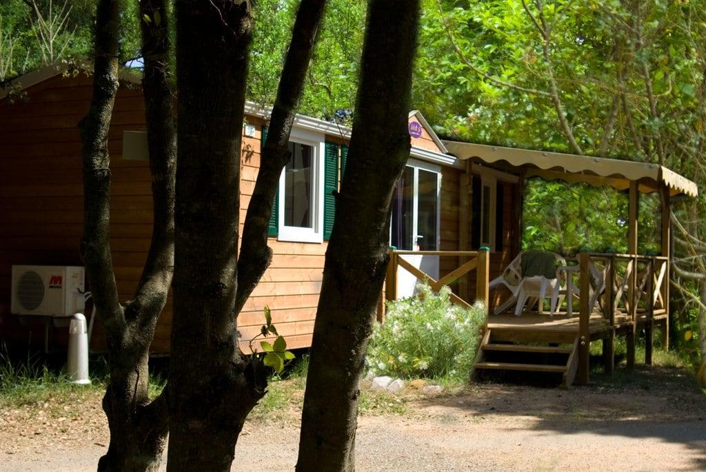 Camping Les Cascades
