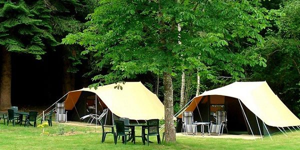 Campsite La Croix Badeau