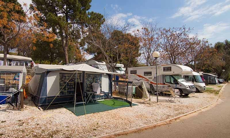Campsite Cabopino