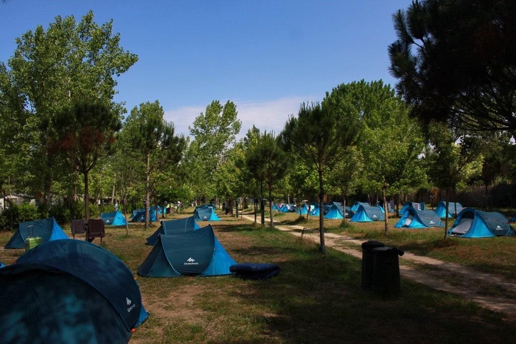 Bosco Verde Camping