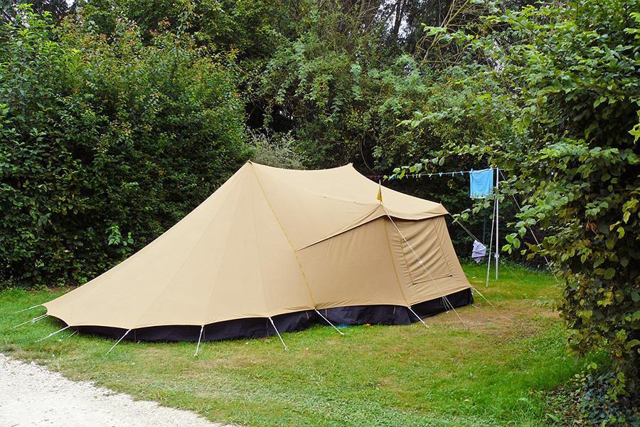 Campsite Le Jardin Botanique