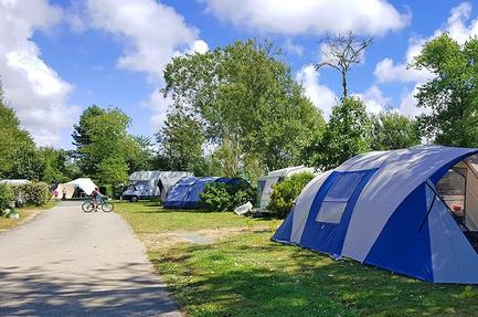 Campsite Kerlaz