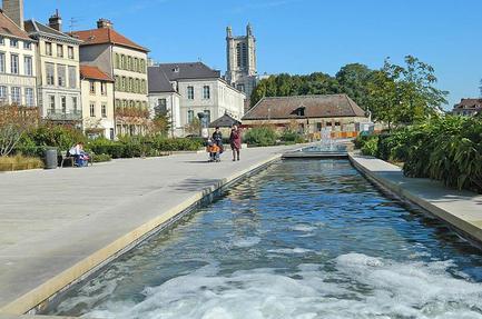 Campsite Municipal de Troyes