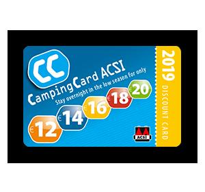 Camping Karta Europa.What Is Campingcard Acsi Eurocampings Eu