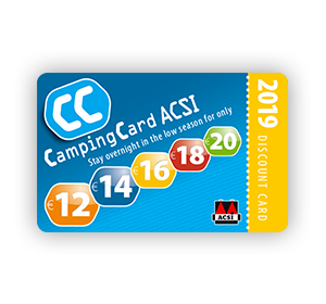 Campingcard Acsi Eurocampings Eu