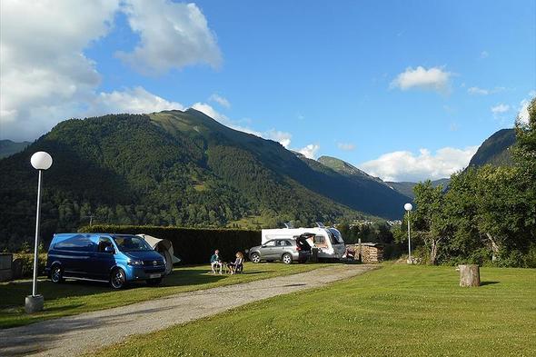 Campingplass Les Marmottes