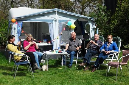 Campingplass Niezinghoeve