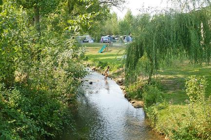 Campingplass La Lénotte