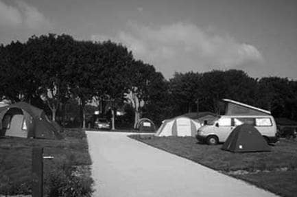 Camping la Tourelle