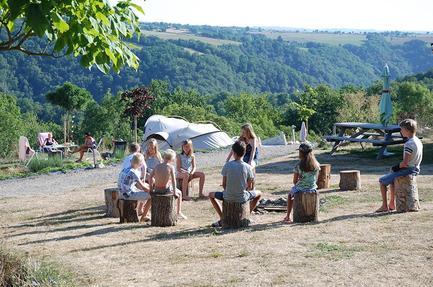 Campeggio Le Clapas