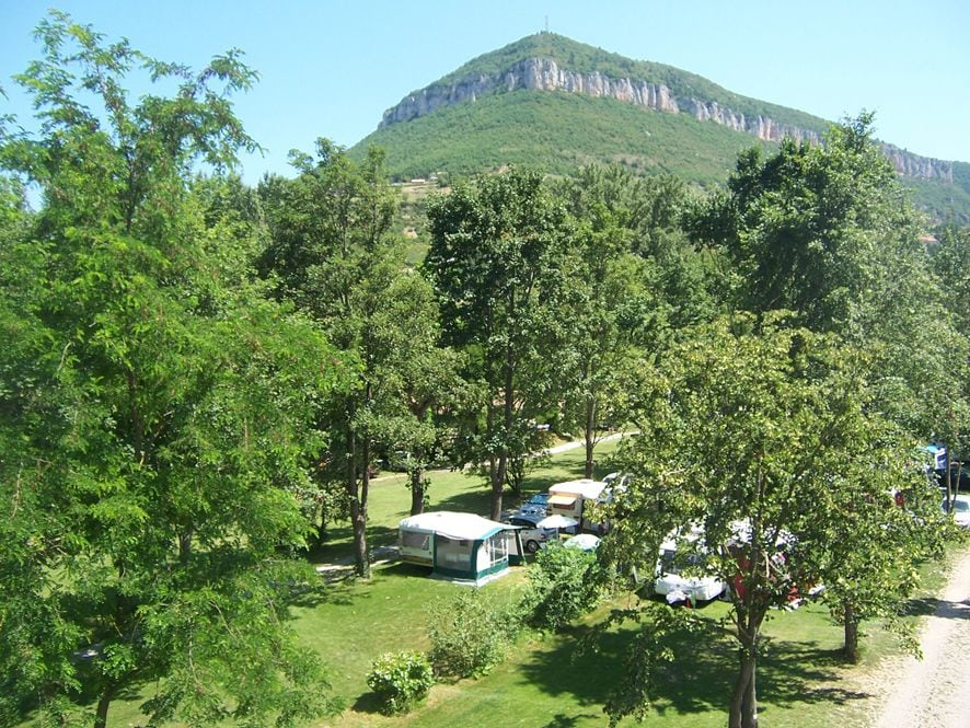 Campsite Huttopia Millau