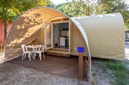 Camping Parco Vacanze Rivaverde