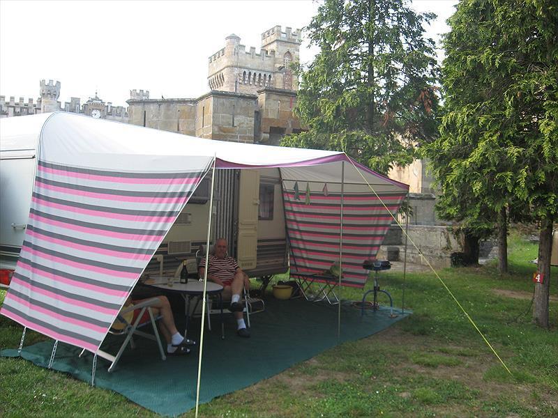 Campsite Château de Grange Fort