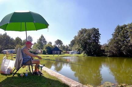 Campsite De Rammelbeek