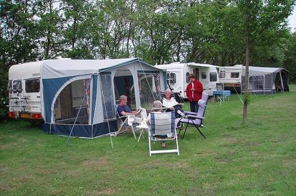 Campsite De Donkere Duinen