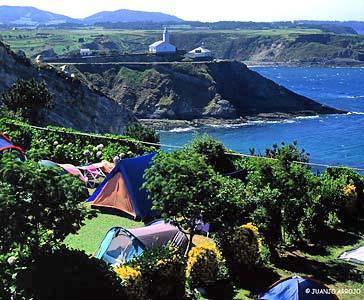 Campsite Los Cantiles