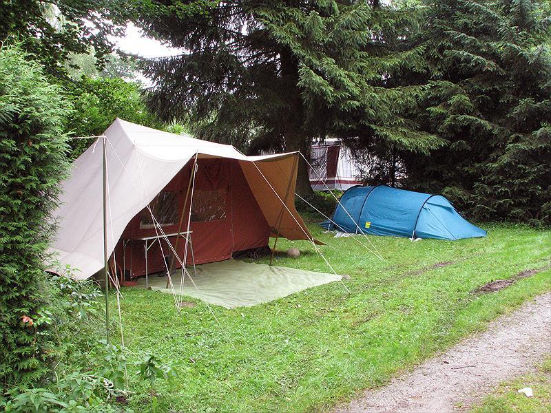Camping Domaine Moulin de Malempré