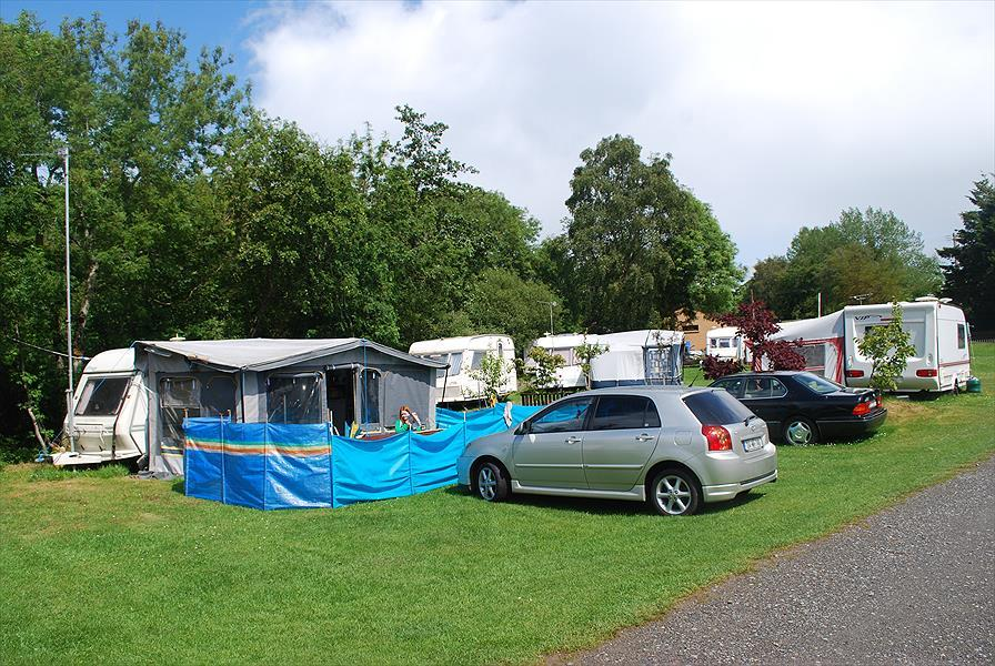 Camping Lough Ree East CSC