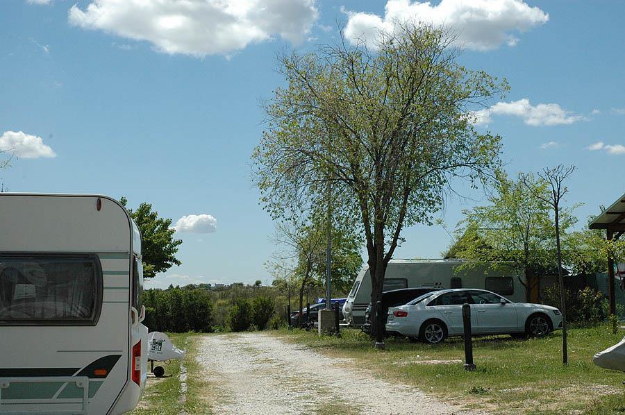 Camping Madrid Arco Iris