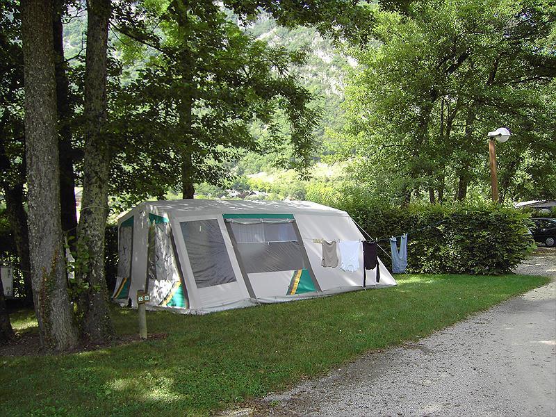 Campsite Le Colombier