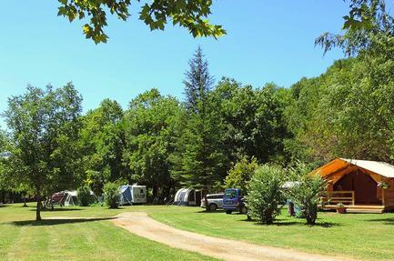 Camping Ruisseau du Treil