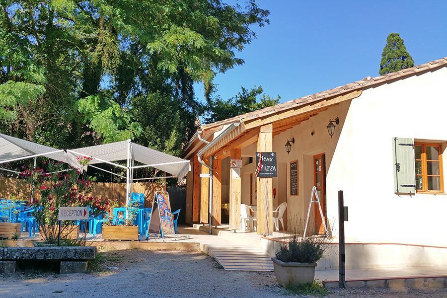 Camping Val d'Aleth