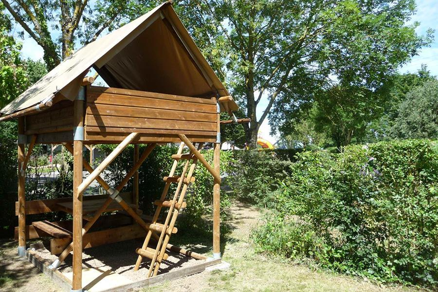 Campsite Yelloh! Village Les Voiles d'Anjou