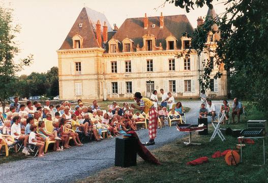 Camping Château de Chigy