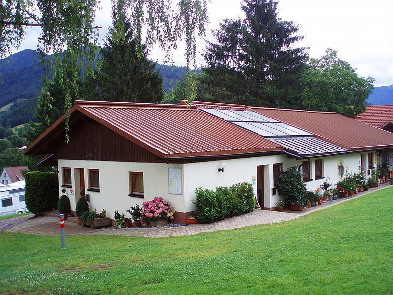 Campsite Schwarzwaldhorn