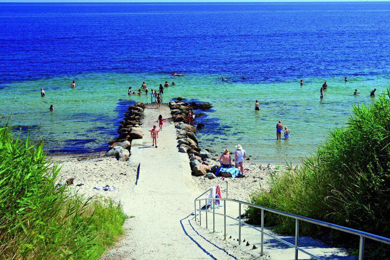 Campsite Klausdorfer Strand