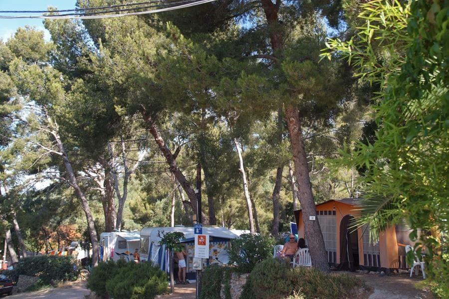 Campsite Le Clos Ste Thérèse