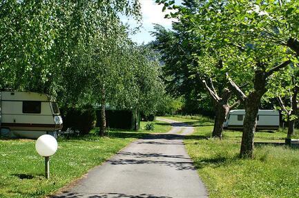 Campsite Le Lustou
