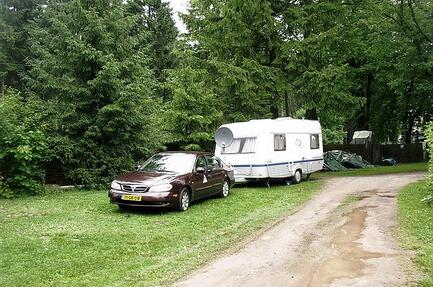 Camping von Tailleur Irfersgrün